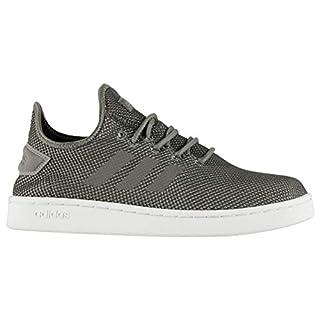 adidas Men's Court Adapt Tennis Shoes, Multicolour Caqpur/Cartra 000 10 UK