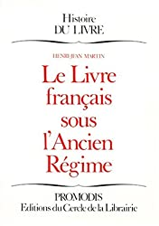 Le Livre français sous l'Ancien régime