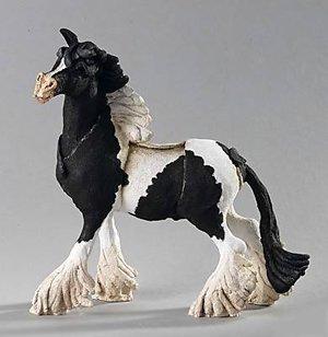 A Breed Apart - Romany - Vanna Stallion - Piebald