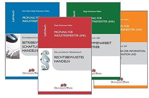 Industriemeister (IHK) - Lehrbuch Paket