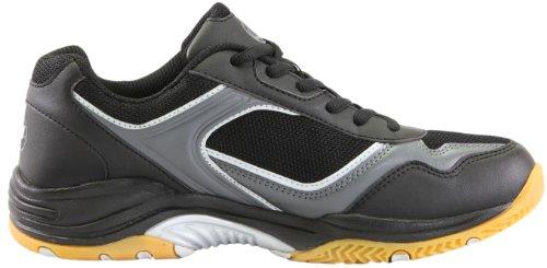 Ultrasport Sport Indoor Schuh 10068, Chaussures de sports en salle femme TR-B2-Noir-49