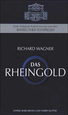 Preisvergleich Produktbild Wagner,  Richard - Das Rheingold [VHS]