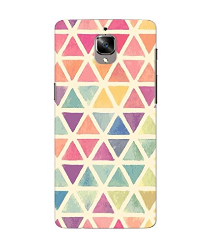 Pinaaki Enterprises Silicone Printed Designer Soft Back Case Cover for OnePlus 3