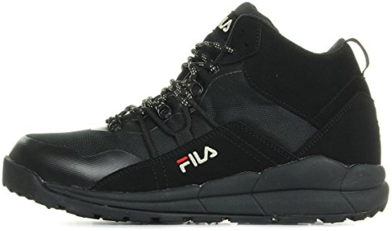 Fila Delta Mid Black/Black 101010812V  Turnschuhe
