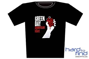 T-SHIRT - GREEN DAY - AMERICAN IDIOT