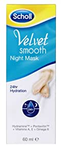 Scholl Velvet Smooth Night Mask - 60 ml