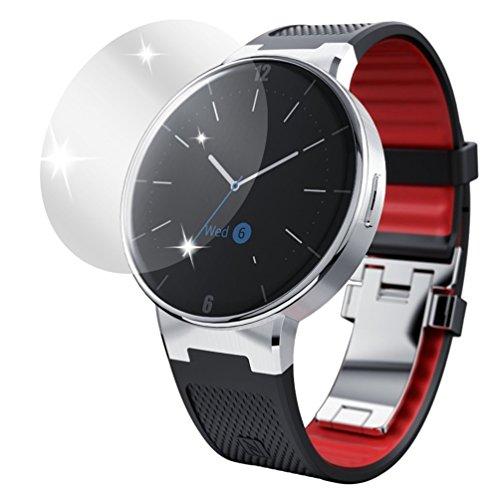 dipos I 6X Protector de Pantalla para Alcatel One Touch Watch pelicula...