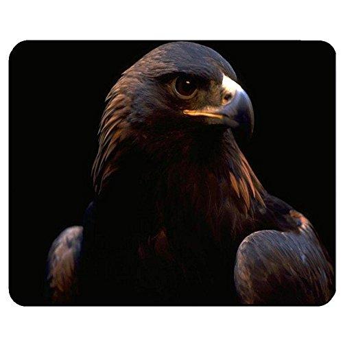 Personalisierte Tiere rechteckig Eagle Eye rutschfest Gummi Mauspad Gaming Mauspad design-698