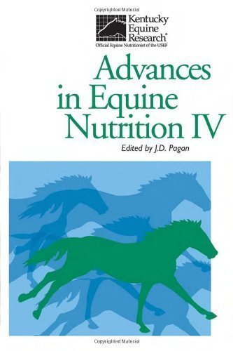 Advances in Equine Nutrition IV 1st (first) Edition published by Nottingham University Press (2009)