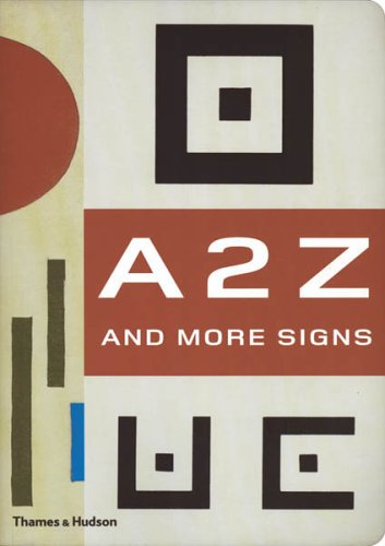 A2Z and More Signs par Julian Rothenstein