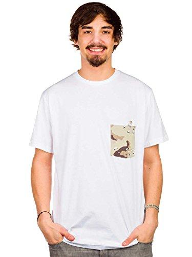 Zoo York Herren T-Shirt Weiß