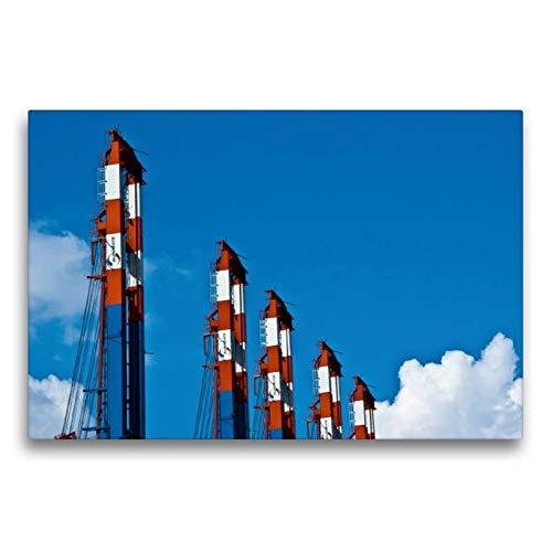 Premium Textil-Leinwand 75 x 50 cm Quer-Format Pause machen. | Wandbild, HD-Bild auf Keilrahmen, Fertigbild auf hochwertigem Vlies, Leinwanddruck von Norbert J. Sülzner [[NJS-Photographie]]
