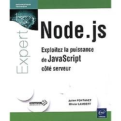 Node.js - Exploitez la puissance de JavaScript côté serveur
