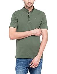 Lee Cooper Men's Solid Regular Fit T-Shirt