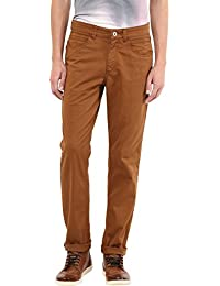 Urban Eagle By Pantaloons Men's Trousers - B01BTTMQDY