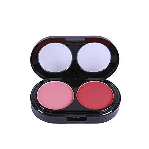 Etosell Produits De Beaute Rouge Creme En Poudre Blush Fond