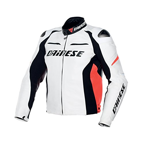 finest selection c1ee3 49bf0 Dainese Giacca in Pelle da Moto