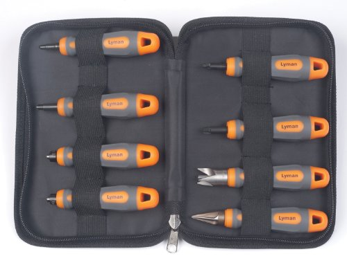 Lyman L. Products 7810212 Kit d'accessoires pour préparer Les gousses, Noir, Taille Unique