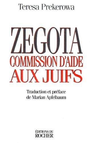 ZEGOTA. Commission d'aide aux Juifs