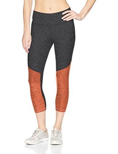 Prana - Damen needra Capri, Damen, anthrazit, X-Small Prana-capri-leggings