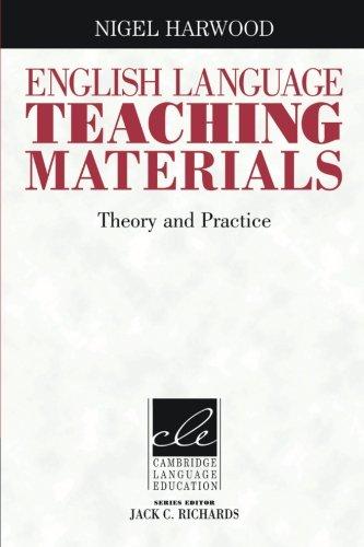 English Language Teaching Materials (Cambridge Language Education)