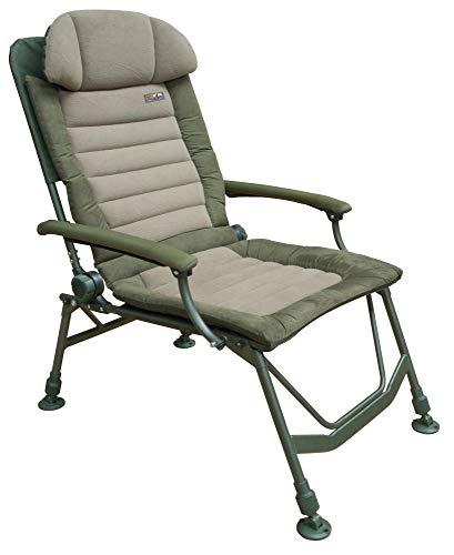 Fox FX SUPER Deluxe Recliner Chair Stuhl Angelstuhl #CBC047