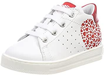 low priced 55619 ae255 Falcotto Baby Girls Darling Trainers