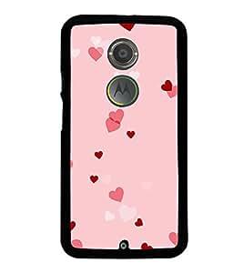PrintVisa Don'T Phunk With My Heart High Gloss Designer Back Case Cover for Motorola Moto X2 :: Motorola Moto X 2nd Gen :: Motorola Moto X 2014 :: Motorola Moto X+1