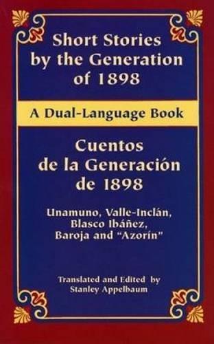 Short Stories Gen/ Cuentos De LA Ge (Dover Dual Language Spanish) por Miguel De Unamuno