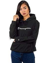 f4640c91637e Champion Reverse Weave Women's Hooded Sweatshirt Hoodie