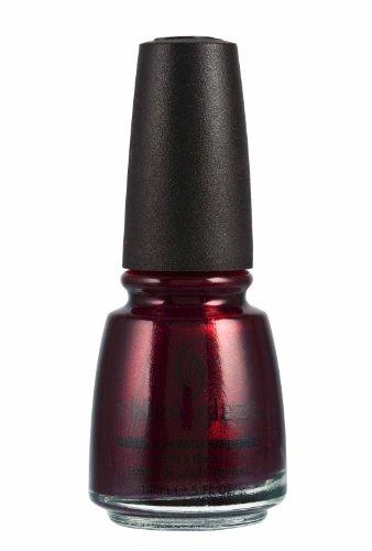 China Glaze 70428 - Esmalte con efecto perlado, tono Visions Of Grandeur, 14 ml