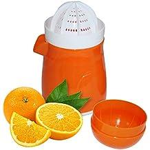 Exprimidor Manual de Frutas - Exprimidor de Limón, Lima y Naranja - Duradero, Compacto