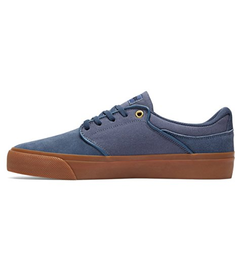 DC Mikey Taylor Vulc Low Top Chaussures pour hommes Navy/Gum