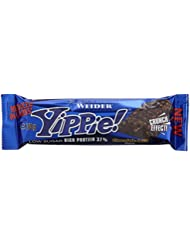 Weider YIPPIE! Bar, Chocolate Lava, 1er Pack (12x 70g Riegel)