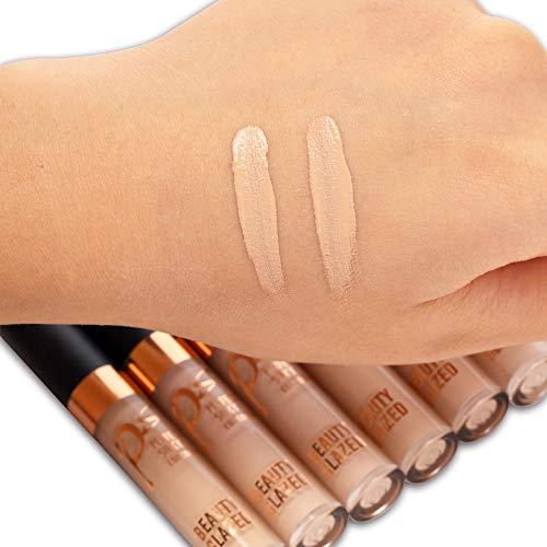 Viso Makeup Wake Up Correttore contou anello liquido Instant Camouflage hellt scuro punti sul viso a base di fondazione Primer # 2