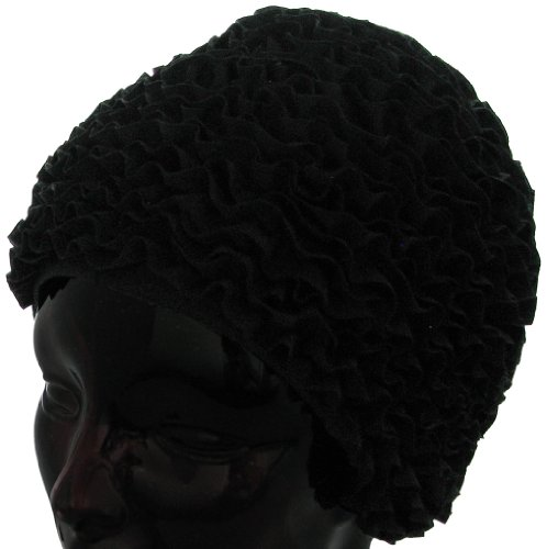 fashy-gorro-de-natacion-para-mujer-color-negro
