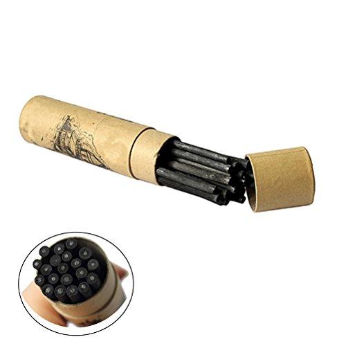 youger 20natürliche Baumwolle Kohlezeichnung Sticks Pen Sketch anthrazit Bar Sketch anthrazit Pen für anthrazit Dark schwarz Bleistifte Ölgemälde Skizze Zeichnen