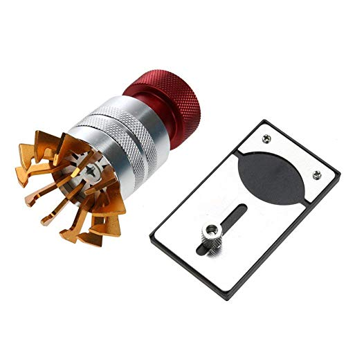 Uhren-Reparaturwerkzeug für Brillengläser, Kunststoff, Rot