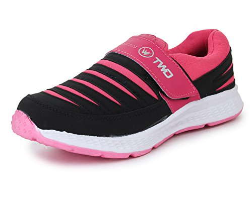 TRASE Touchwood Women's Shark Black/Pink Spo…, INR 1,199.00