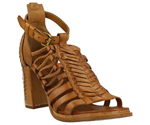 SANDALIA AS, 98 911004 BROWN Marrone