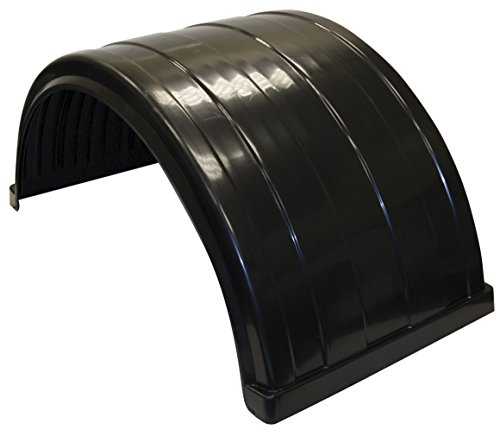 Preisvergleich Produktbild Buyers Products 8590245 Poly Fender (Fender,Poly,Fits Up To 24.5In Dual Rear) by Buyers Products
