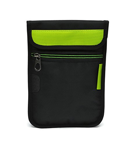 Saco Soft Durable Pouch for Kindle Reader  Green