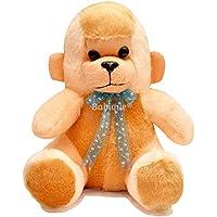 Babique Monkey Teddy Bear Soft Toy Boy/Girl/Baby Kids Birthday Gift (25 cm)