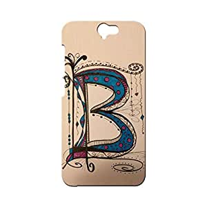 BLUEDIO Designer Printed Back case cover for HTC One A9 - G1277
