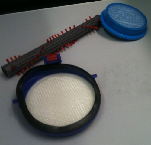 Dyson Staubsauger DC24 &Brushroll filter kit-inkl. Pre motor HEPA filter (filter &Original Bürste,!