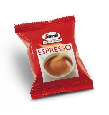Choose 100Caffe Espresso Segafredo Zanetti Coffee Capsules System from SEGAFREDO ZANETTI