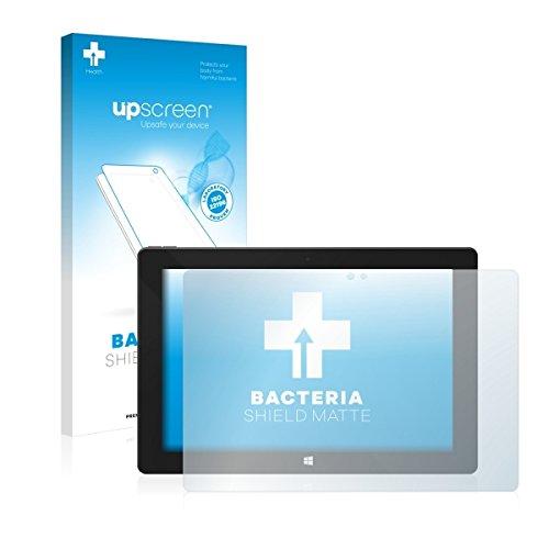 upscreen Bacteria Shield Matte Bildschirmschutz Schutzfolie für One Xcellent 10 (antibakterieller Schutz, matt - entspiegelt)