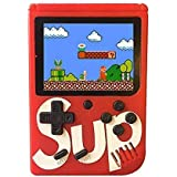 Brand New World SUP Handheld Game Console, Classic Retro Video Gaming Player Colorful LCD Screen USB Rechargeable Portable Ga