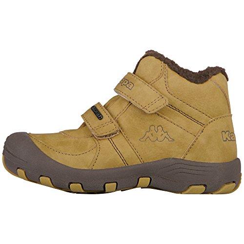 Kappa Unisex-Kinder SOLID TEX Kids Klassische Stiefel, (Beige/Brown 4150), 29 EU