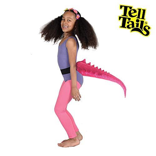 telltails tt-upkidbaldino Get Your Wedeln auf. tragbar ballerina-saurus Schwanz Kostüm für Kinder, One ()